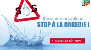 Ressource en eau : Stop à la gabegie