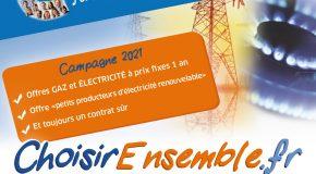 Nouvelle campagne « Énergie moins chère ensemble » : Inscrivez-vous du 14 juin au 20 septembre 2021